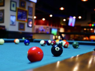 Expert pool table setup in The Dalles content img2